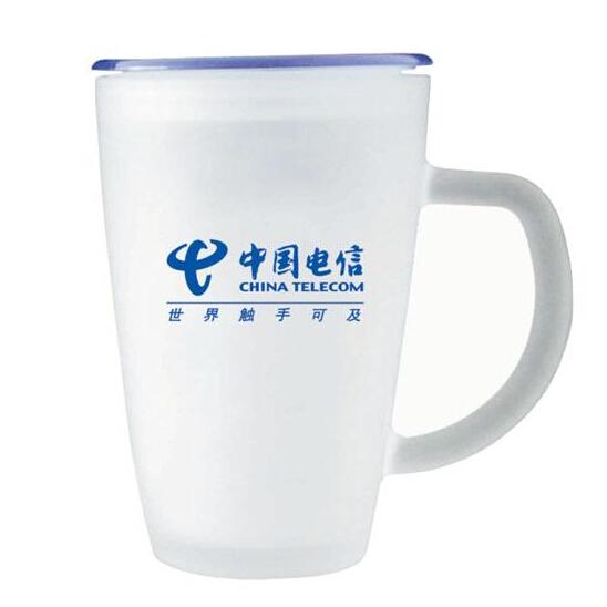批发定做订制磨砂杯 广告杯礼品杯子水杯 可印字logo